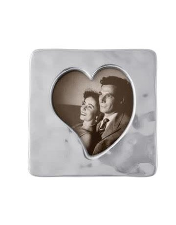 1450 Small Square Open Heart Frame
