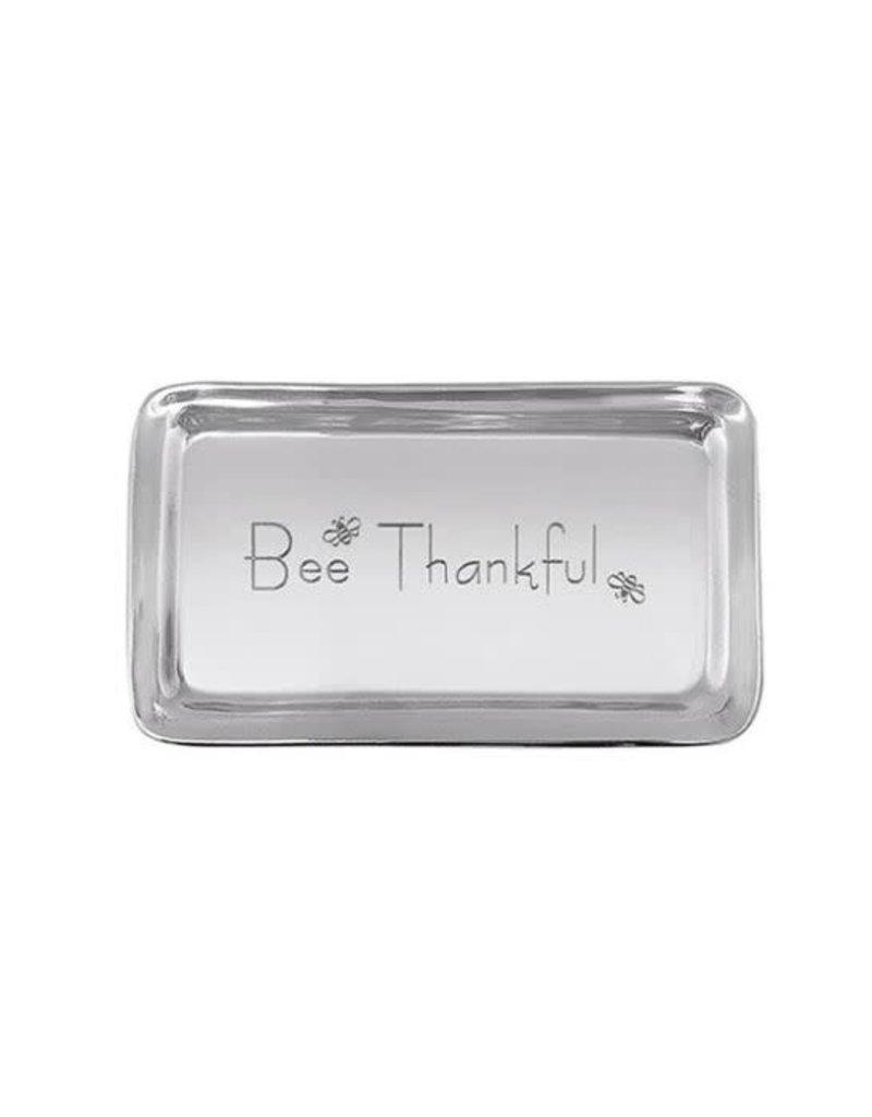 4600BT Bee Thankful Signature Statement Tray