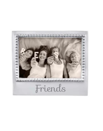 3906FR Friends Beaded 4x6 Frame
