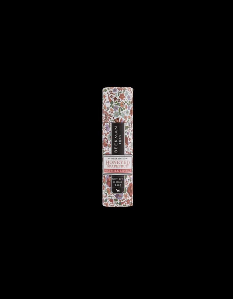 Beekman 1802 Honeyed Grapefruit Lip Balm