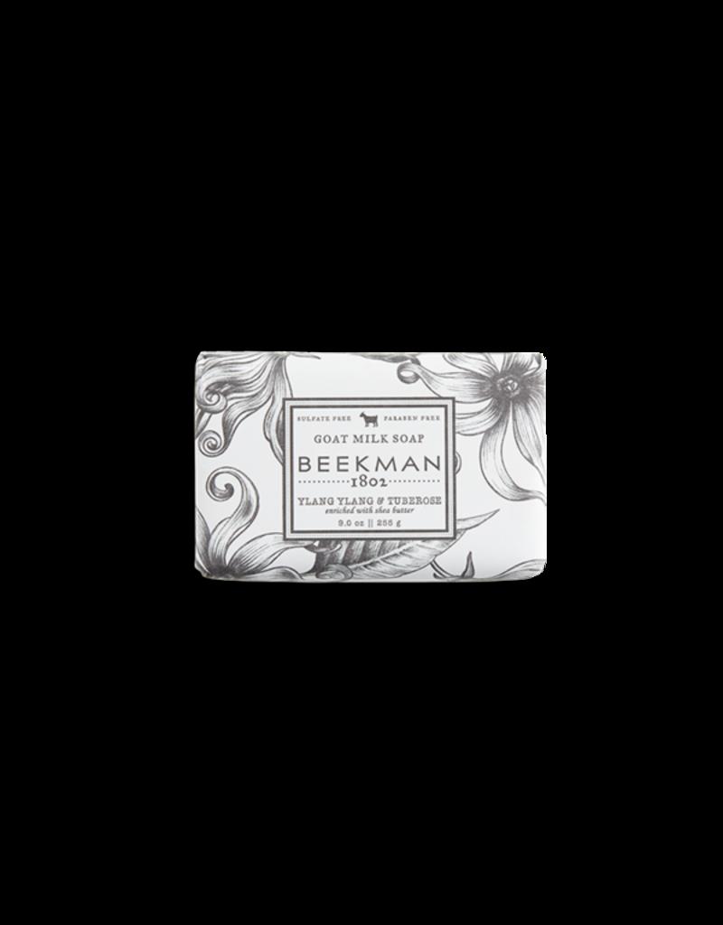 Beekman 1802 Ylang Ylang & Tuberose Bath Bar 9oz