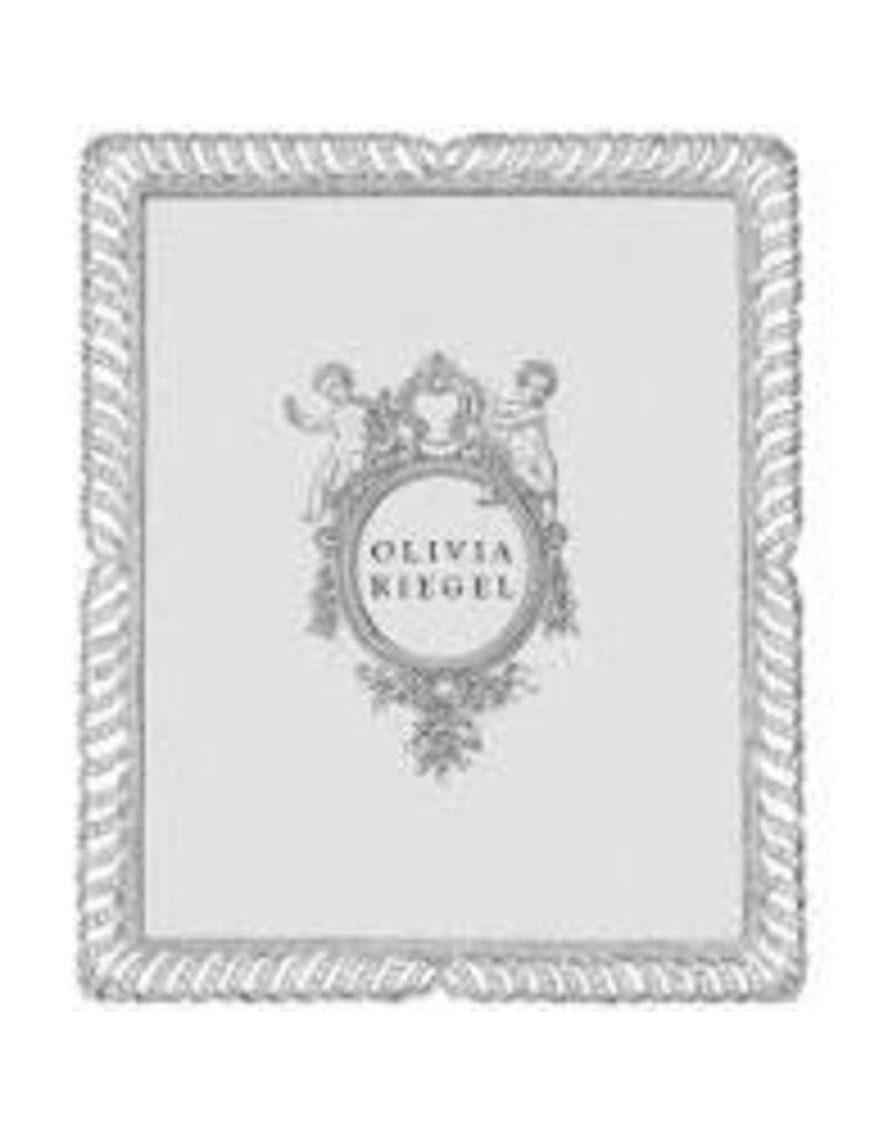 """Silver Palmer 8"""" x 10"""" Frame"""