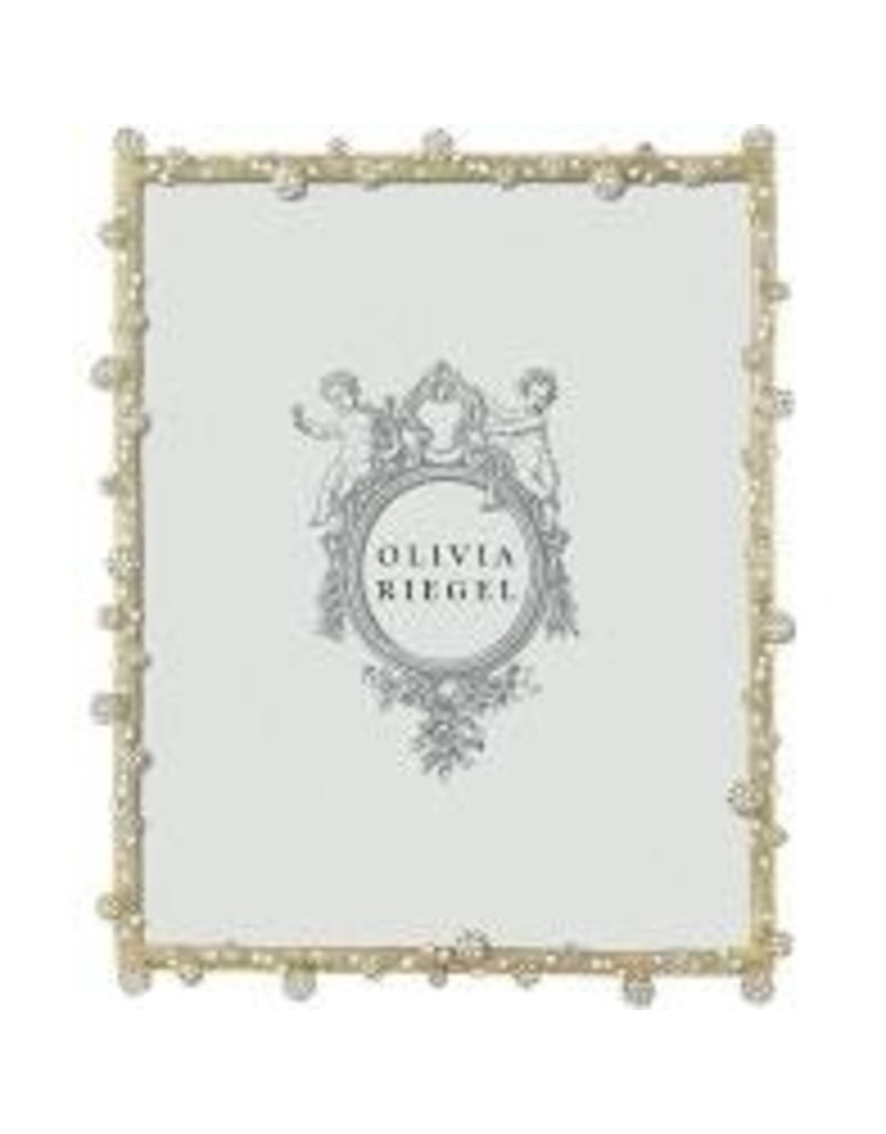 "Gold Pavé Odyssey 8"" x 10"" Frame"