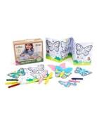 Green Toys Sesame St. Butterfly Maker Coloring Set