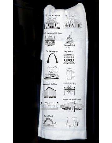 St. Louis Tea Towel