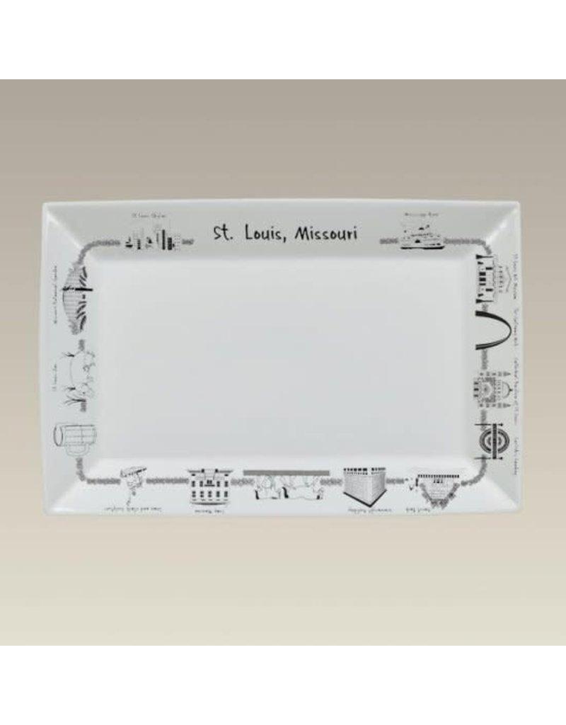 Large Rectangle Platter