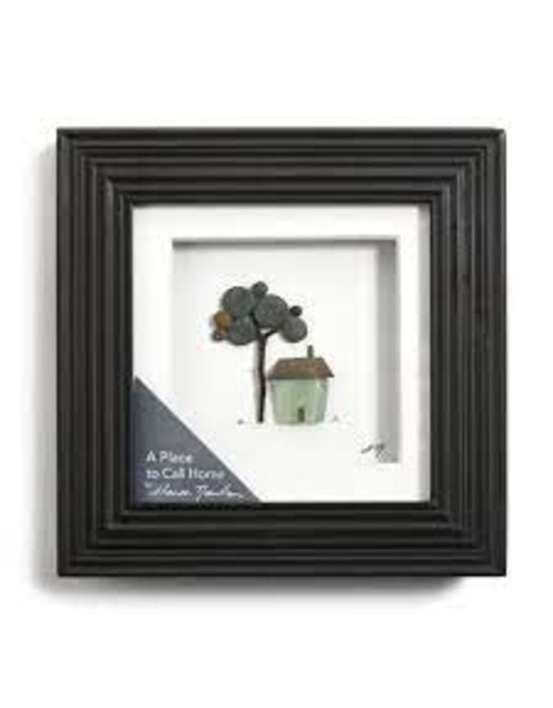 A Place to Call Home Wall Art - 6x6