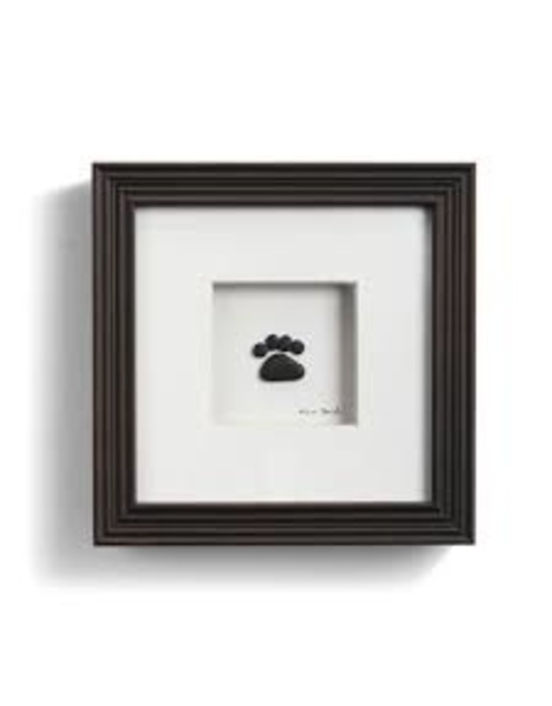 """Paws Are Forever Wall Art - 6""""sq."""