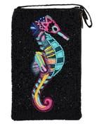 Bamboo Trading Company Club Bag Colorful Seahorse