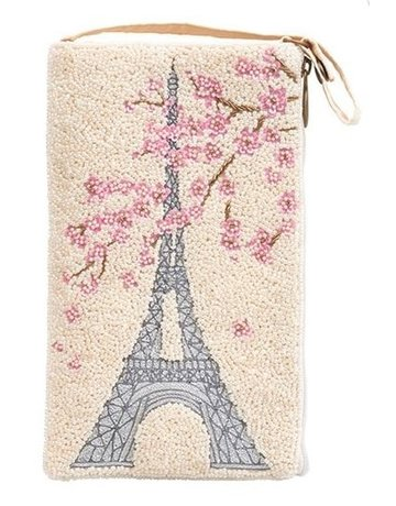 Bamboo Trading Company Club Bag Paris Floral