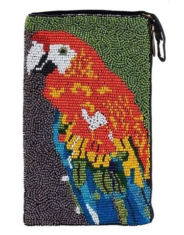 Bamboo Trading Company Club Bag Parrot