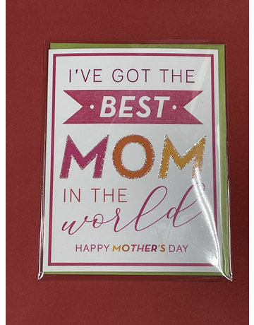 Greeting Card- Ive got the Best Mom In the World