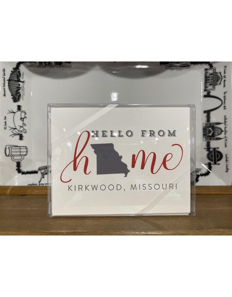 Folded Note Kirkwood