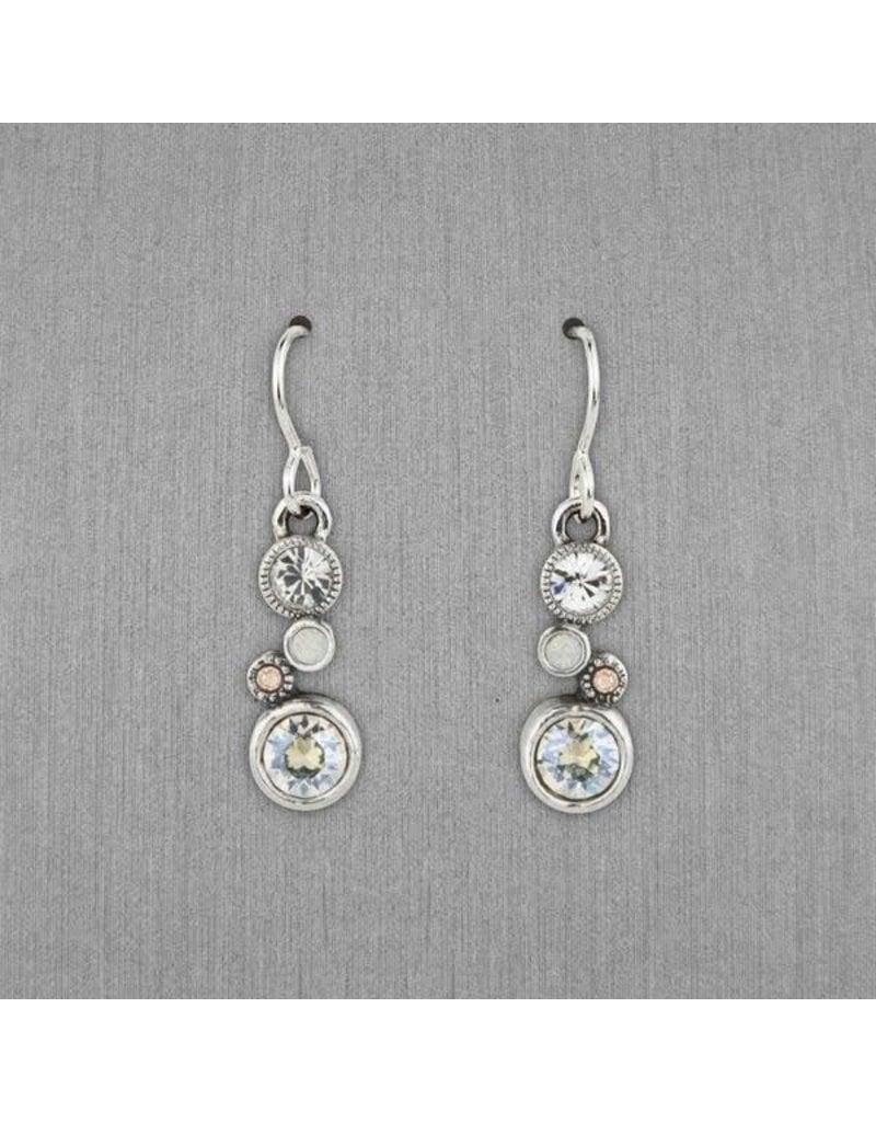 Patricia Locke Cassie Earrings in Silver
