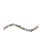 Patricia Locke Confetti Bracelet in Silver