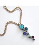 Patricia Locke Applause Necklace in Silver