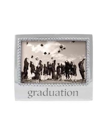 3906GD Graduation Beaded 4x6 Frame