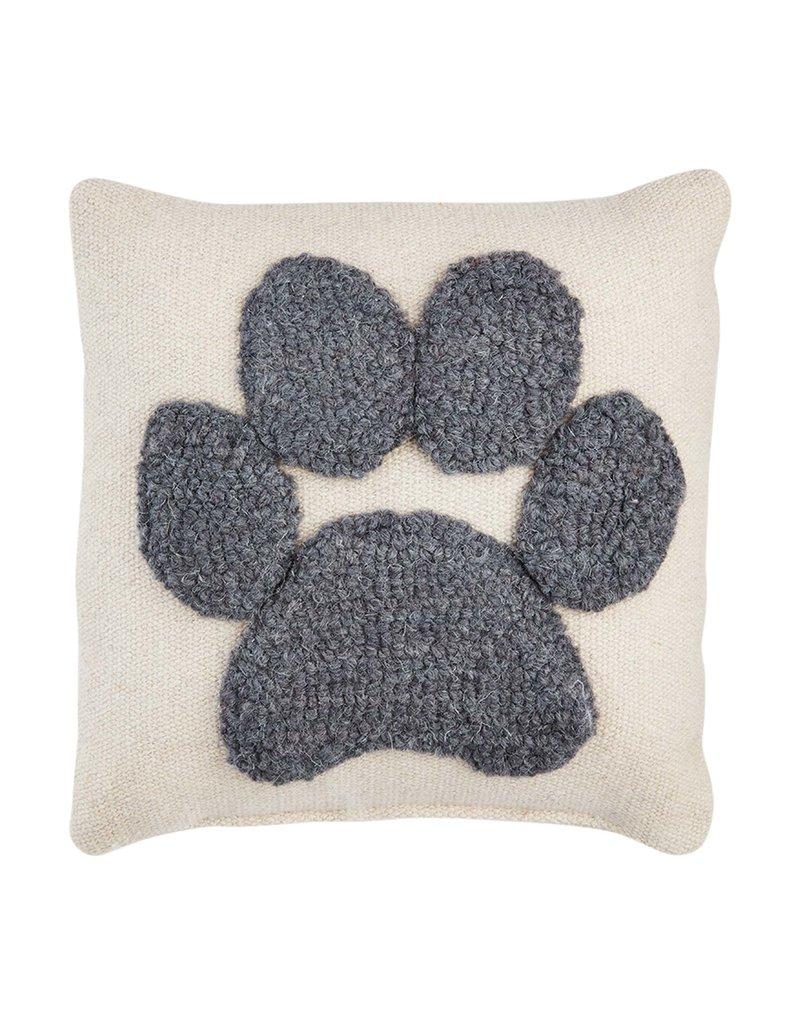 Mud Pie Paw Small Hook Pillow