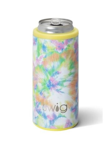 Swig-Occasionally Made, LLC 12oz. Skinny Can Cooler- You Glow Girl