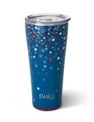 Swig-Occasionally Made, LLC 32oz. Tumbler  -Star Burst