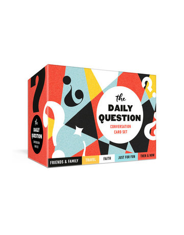 The Daily Question Conversation Card Set