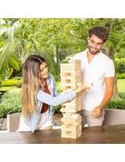 Stars & Stripes Jumbo Wooden Tumbling Tower