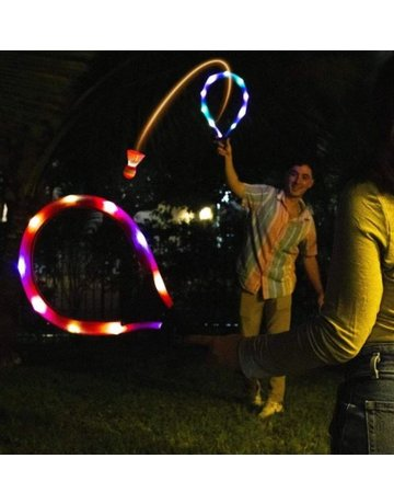 YardCandy Illuminated LED Badminton Set