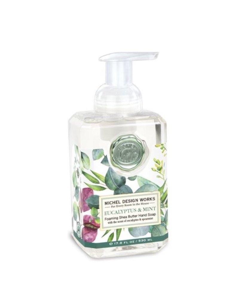 Michel Design Works Eucalyptus & Mint Foaming Soap