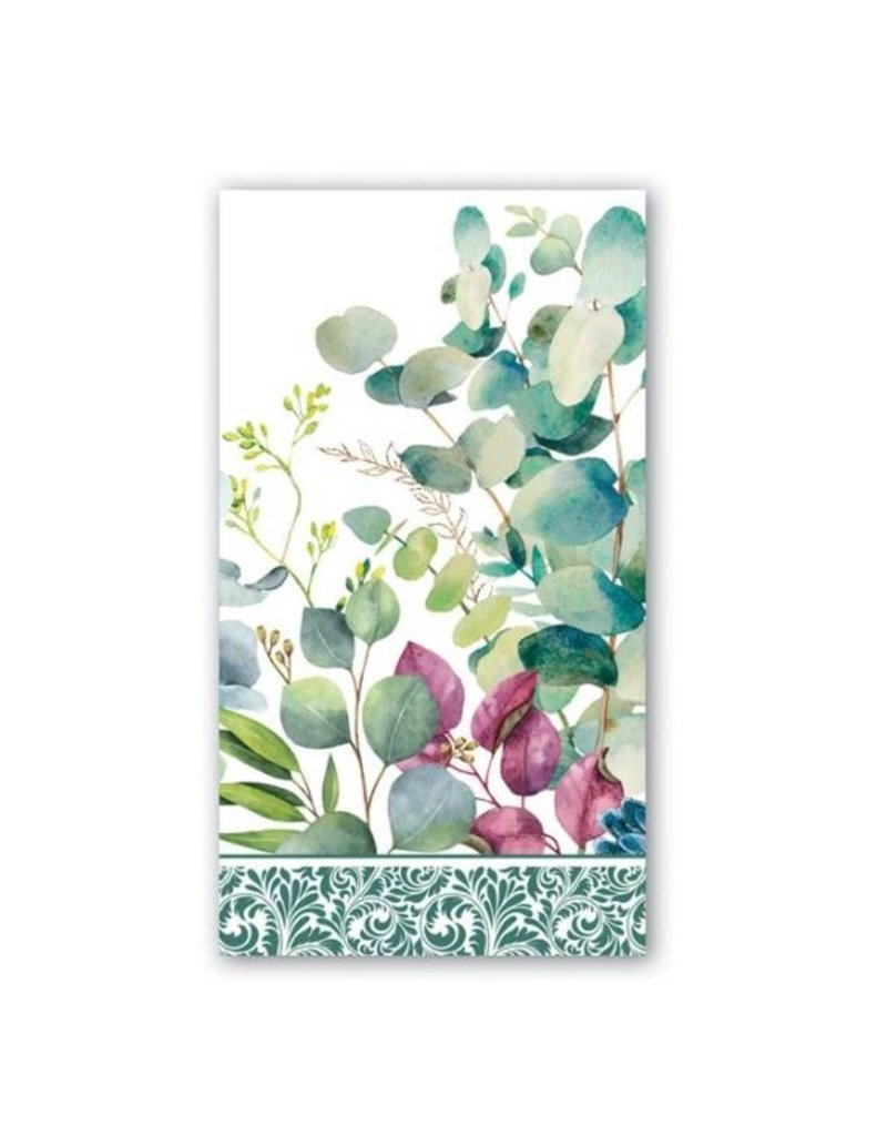 Michel Design Works Eucalyptus & Mint Hostess Napkin