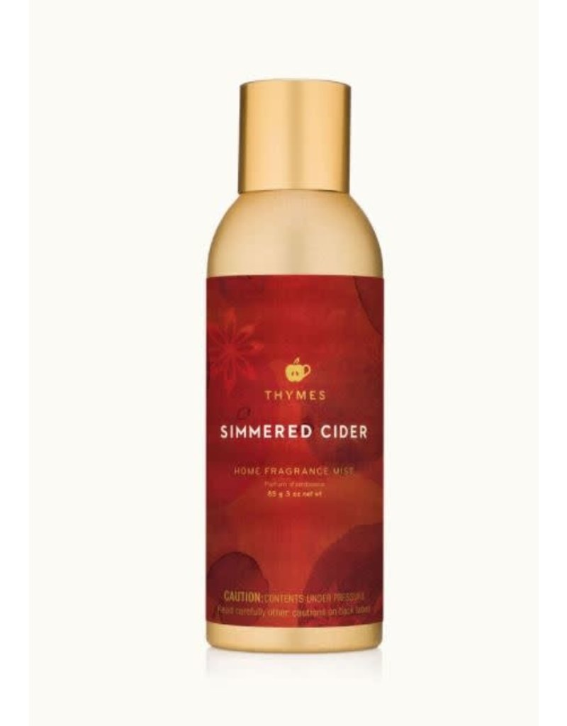 Simmered Cider Home Fragrance Mist