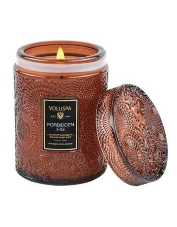 Forbidden Fig Small Jar Candle 5.5 oz.