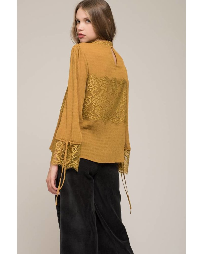 Moon River Golden Hour Top