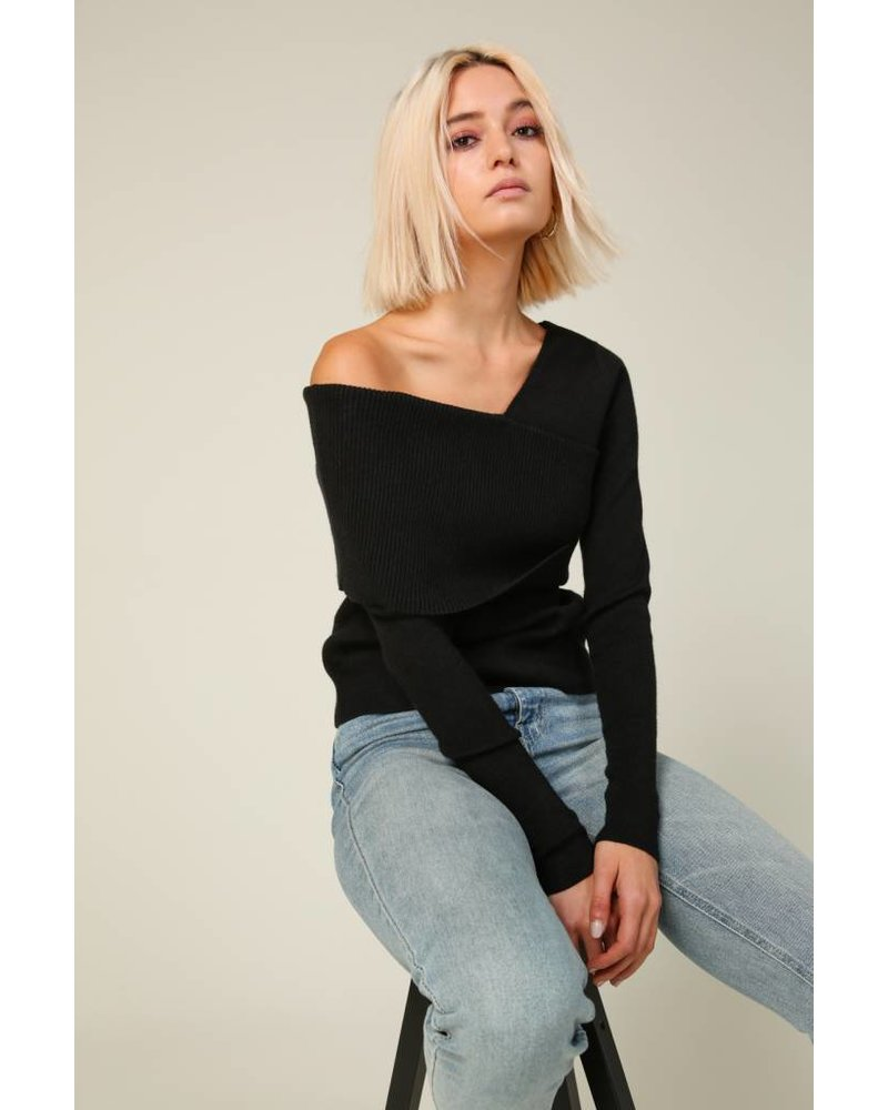 Line + Dot Sylvie Sweater
