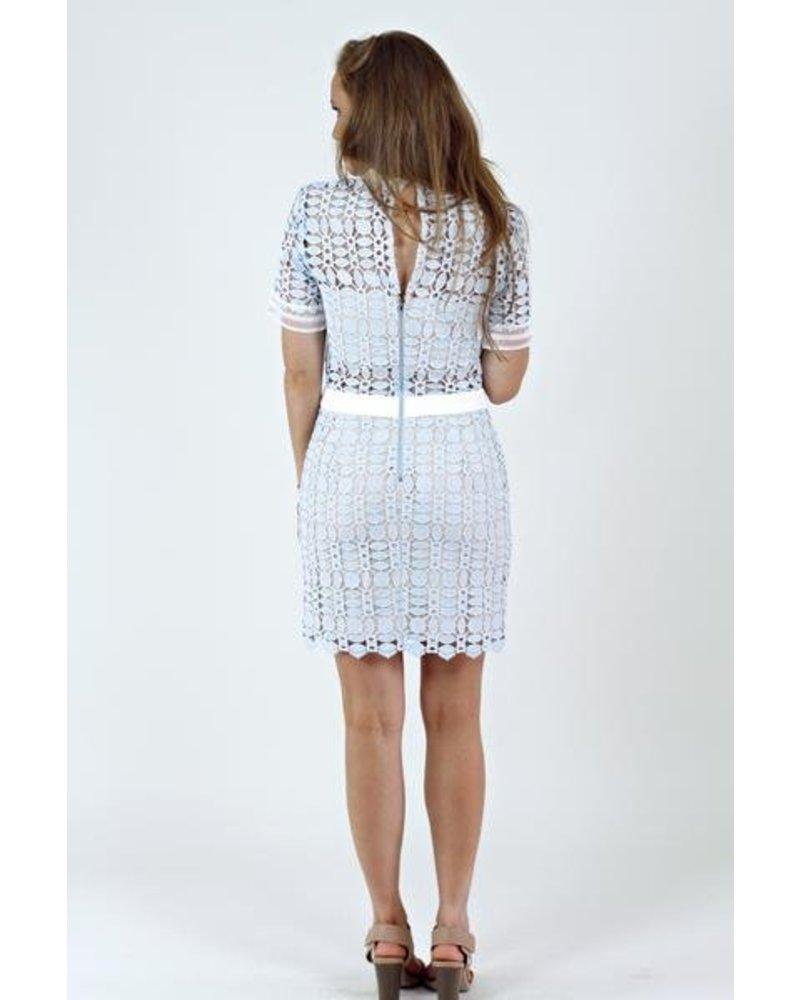 Blue Alice Dress