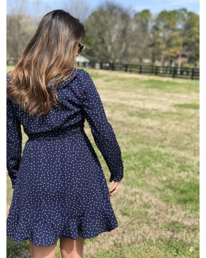 Charleston Wrap Dress