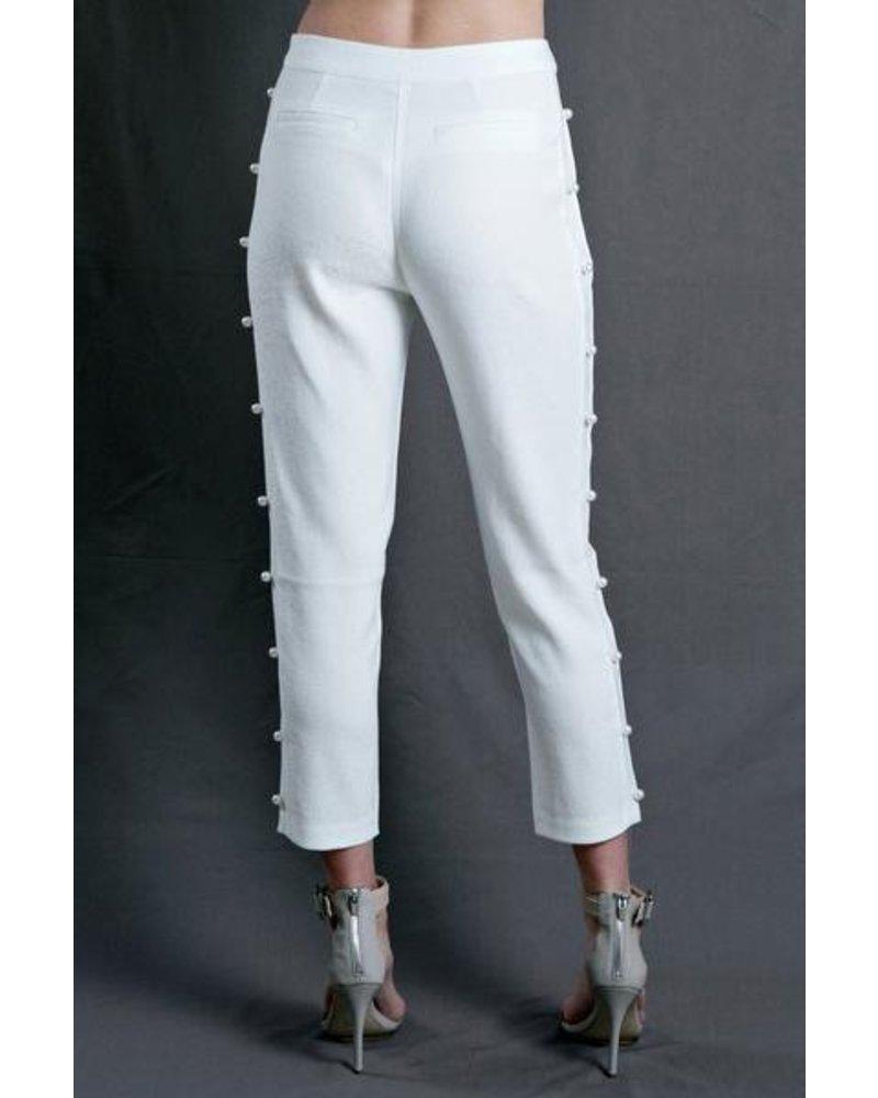 White Pearl Pants