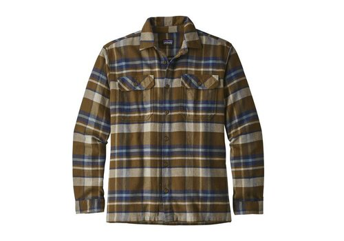 Patagonia M's L/S Fjord Flannel