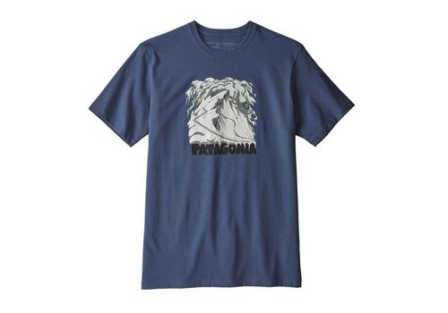 Patagonia Cornice Canvas Responsible-Tee