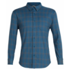 Icebreaker Compass Flannel LS Shirt