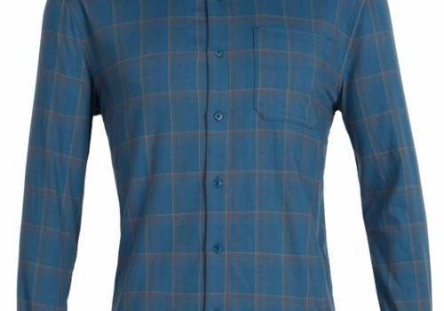 Compass Flannel LS Shirt