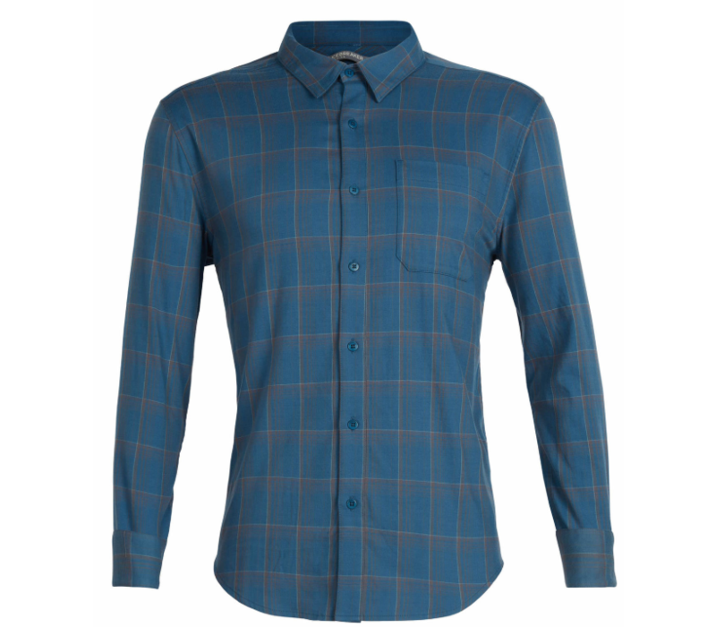 Compass Flannel LS Shirt