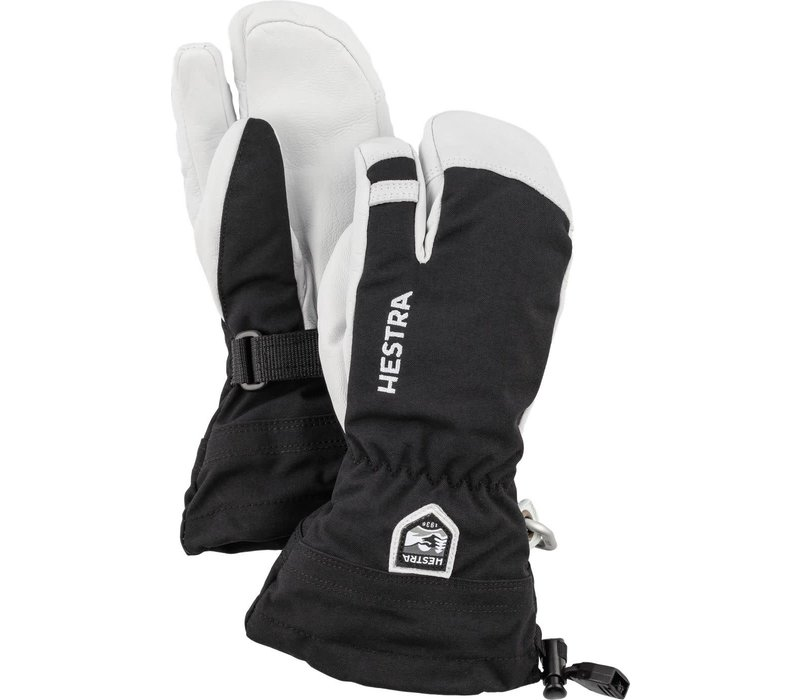 Army Leather Heli Ski 3 Finger