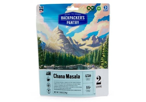 BackPackers Kitchen Dehydrated Food