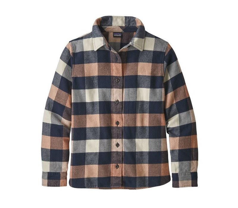 W's L/S Fjord Flannel