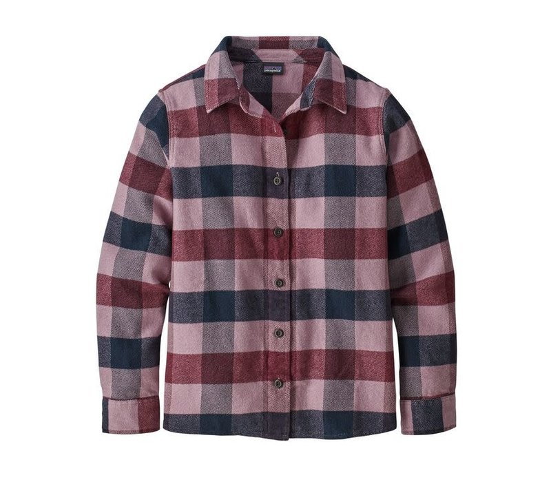 L/S Fjord Flannel W's