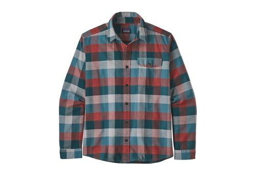 Patagonia L/S Fjord Flannel Shirt M's