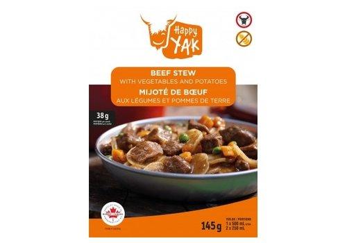 Happy Yak Beef Stew