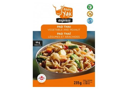 Happy Yak Vegetarian Pad Thai