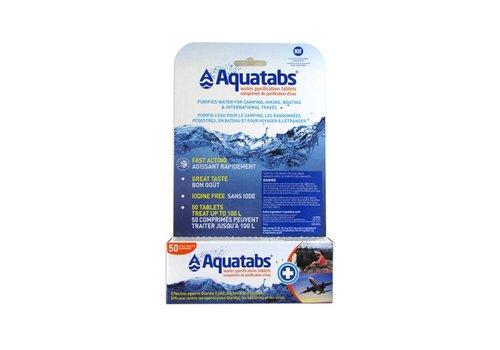 Aqua Tab Aquatabs water purification