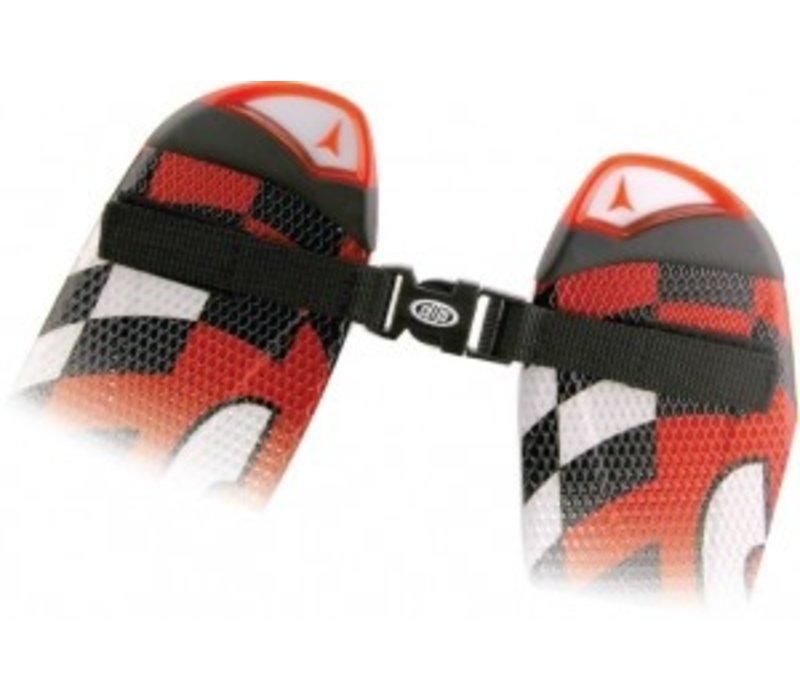 Ski Toe Piece Webbing